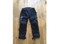 Akito Python Motorcycle Trousers