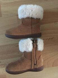 Size 5 infant Ugg boots for sale