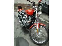 Harley davidson sportster 883 xlc