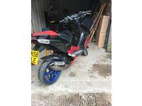 Aprilia sr 50 carb 2008 moped