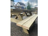 6ft Picnic Bench