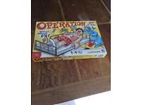 Operation Fun Family Board Game