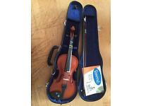 Beginner kids small violin