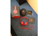 Beats solo2 product red limited Edition