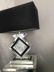 Bling Diamond Lamp