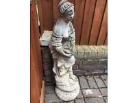 Garden statue around 3 feet height