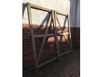 Garage or entry gate frames for sale