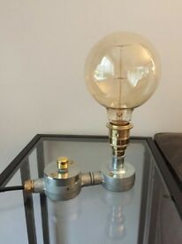Industrial Dimmable Vintage Conduit Lamp