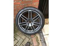 """Audi 19"""" TTS Wheel"""