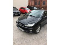 2005 Peugeot 206 Diesel cheap car