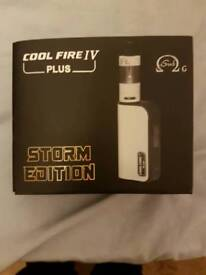 Innokin Coolfire IV plus* storm edition (white )