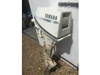 Yamaha 9.9 Boat Outboard including remotes