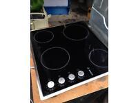 Bosch halogen job (black and chrome)