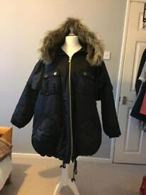 Designer RabbitHole London Oversize Coat - Extremely rare!