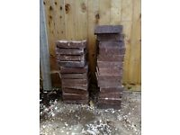 Fire bricks from old storage heaters
