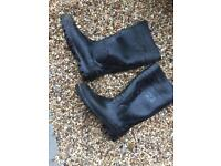 PSF Safety Wellies - size 12