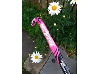 Mazon Fusion 500 Hockey Stick, Mercian Orbit Hockey Bag and Grays Shin Guards