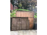 Fence panels for free