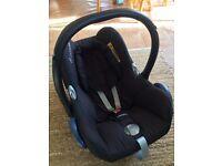 Maxi cosi cabriofix car seat & accessories