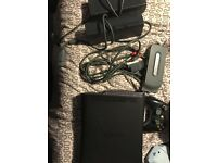Xbox 360 black good condition cheap need to be gone