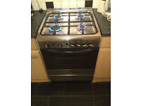 Indesit Gas Cooker K6432 G/G used in good condition requires new oven thermocouple