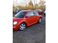 VW beetle 1.8t for sale