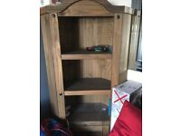 Wooden livingroom furniture - 4 pieces