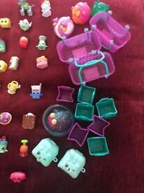 Shopkins toys bundle