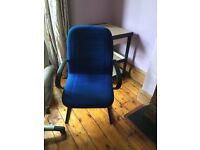 Variety of office chairs and Computer desk - Reduced Price. Open to Offers.