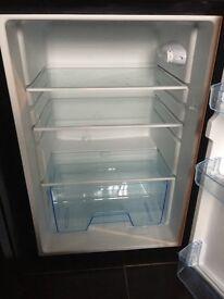 Lec black fridge