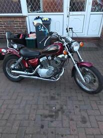 Yamaha Xv Virago 125cc