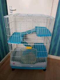 Large animal cage ie rats/chinchillas/ect