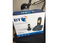 BT cordless phone set