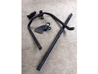 Witter Cycle Carrier - Flange Towbar Mounted Cycle Carrier for 2/3 Bikes