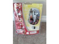 75 x Packs of Disney High School Musical 3 Optical Wireless Mouse Brand New In Sealed Retail Pack