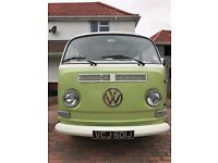 Early VW Bay Window TAX Exempt. Complete body and mechanical restoration