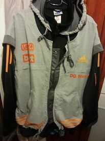 adidas jacket size medium very good condition offer accepted