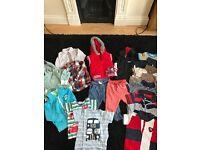 Boy's clothes bundle