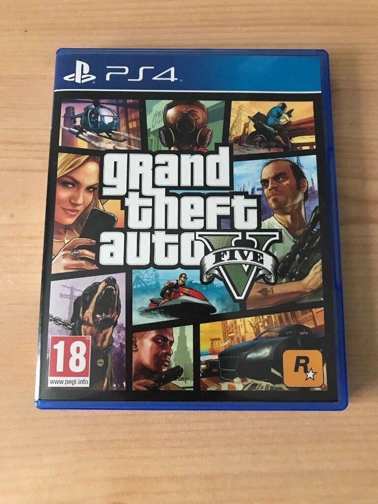01710ce2c7e Grand Theft Auto V (GTA 5 PS4) | in Newham, London | Gumtree