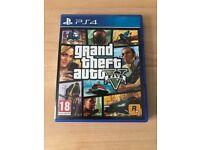 Grand Theft Auto V (GTA 5 PS4)