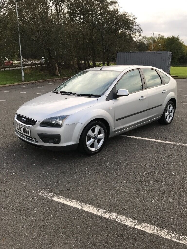 Ford Focus climate 1.6 climate 2007 12 months mot full service history