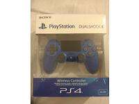 Brand new ps4 controller dualshock 4 V2 blue