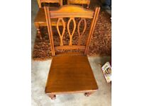 5 x Dining Room chairs