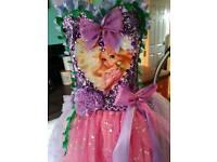 Disney Princess dress tutu hand made