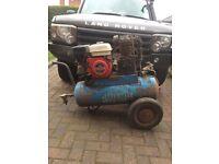 Petrol Honda compressor