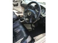 Subaru Impreza 2000 Turbo, one owner from new, super condition