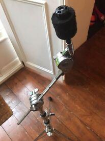 Sonor/Tama hybrid boom cymbal stand