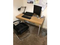 IKEA desk - nearly new condition