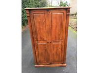 Bedroom Wardrobe with chest of drawers and mirror Great Condition. ONLY £150