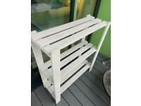 White Pine Storage Shelves